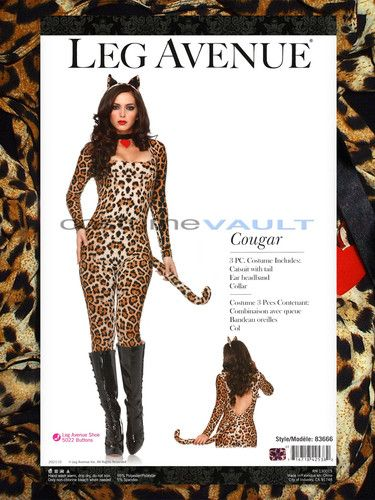 Cougar Halloween Costume Ideas   18-Creepy-Halloween-Costumes-For ... 702f9371c