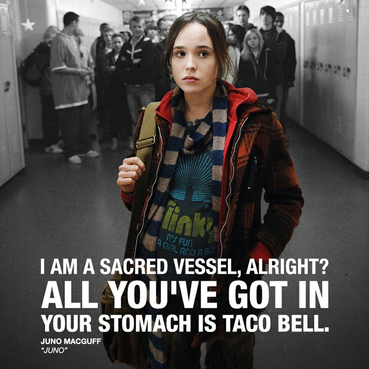 """Ellen Page as """"Juno."""" ©2014 FOX All Rights Reserved"""