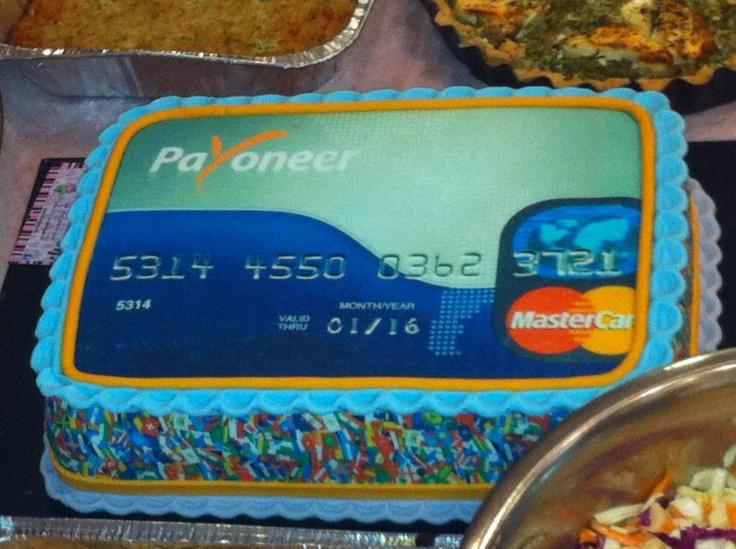 Payoneer's 8th Birthday!