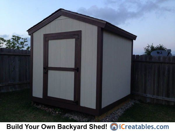 9 best 10x20 shed plans images on pinterest 10x20 shed for 8x8 house plans