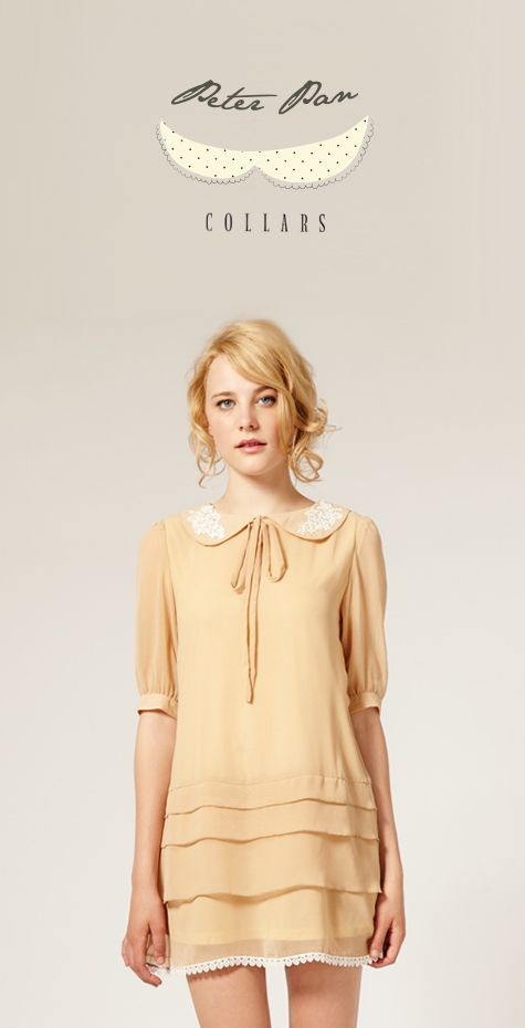 Want to try this style... A little afraid of the smock-look... And don't know what color I could like all over! (Is that why this is tan/beige?)