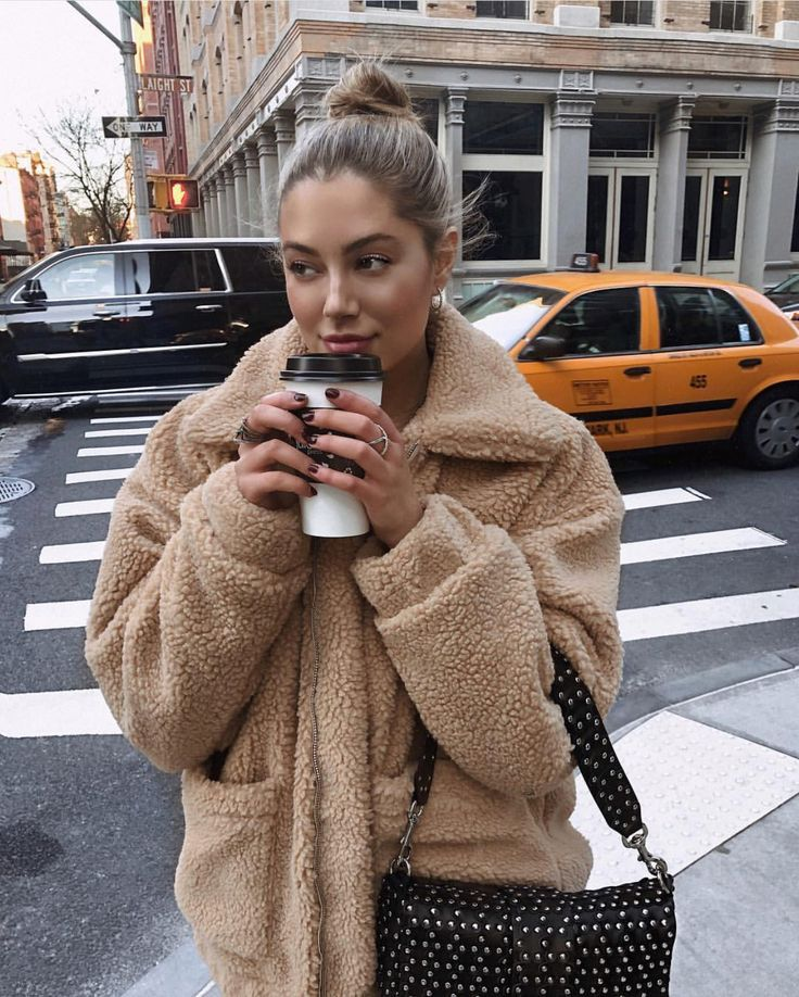 Teddy Bear Coat Inspiration   Style Inspiration {Outfit ...