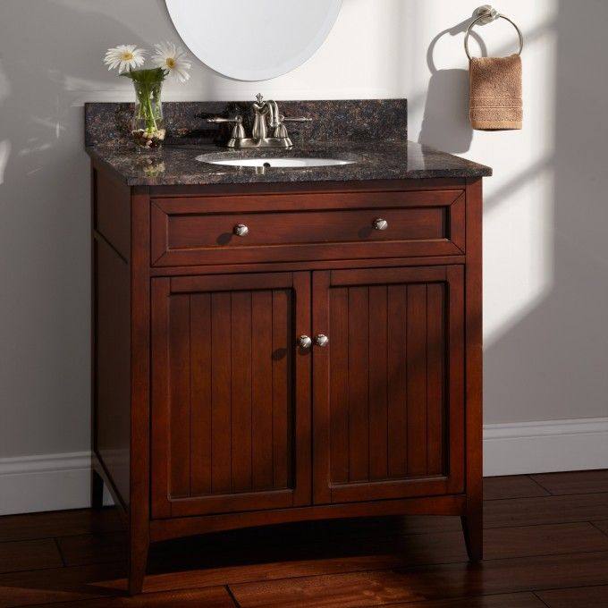 70 Best Bathrooms Images On Pinterest  Bath Vanities Bathroom New Cherry Bathroom Vanity Design Inspiration