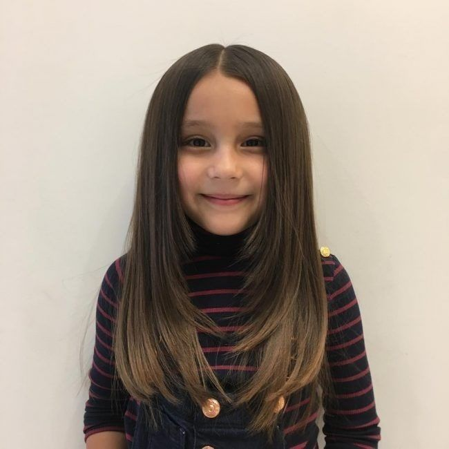 11 Attractive Layered Haircuts For Little Girls To Try With Pride Girls Haircuts With Layers Haircuts For Long Hair With Layers Long Girl Haircuts