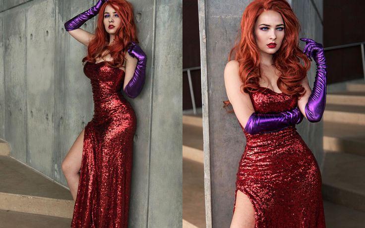 Jessica Rabbit by OMGcosplay : cosplaygirls