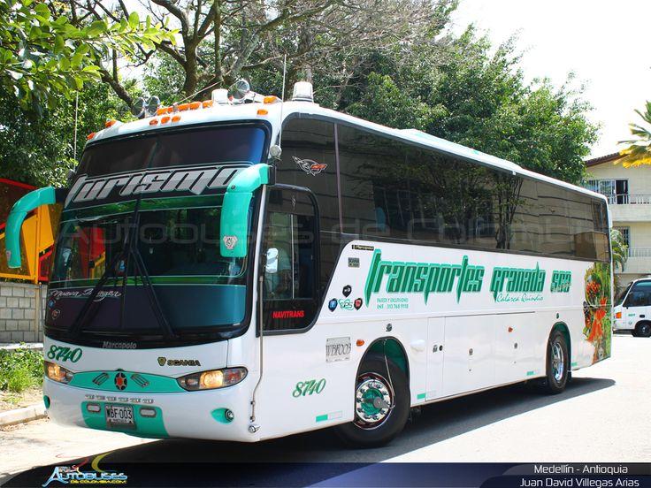 Transportes Granada 8740