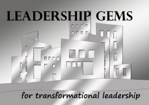 Growing versus Settling ~ Leadership Gems / Work Life Champions