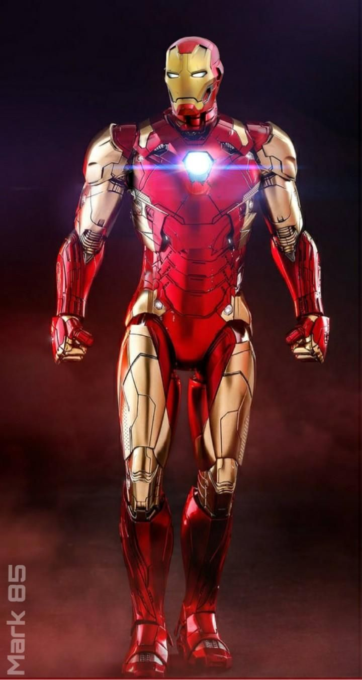 A Possible Look At Iron Man New Armour Mark 85 Iron Man Poster Iron Man Iron Man Armor
