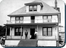 Mr. Fitzpatrick named the building the Grand Manitoulin Hotel, and he purchased the hotel in 1906. Over the years the name changed to Meldrum Bay Hotel and Meldrum Bay Inn & Restaurant, however, the spirit of this old lady has not changed yet.