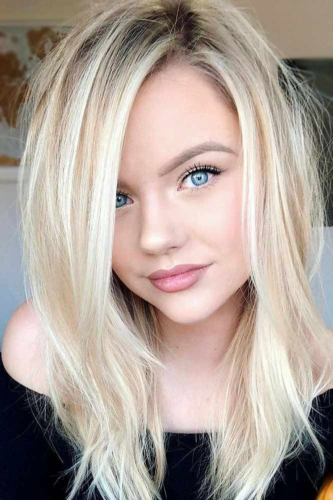 20 Hair Styles For A Blonde Hair Blue Eyes Girl Light