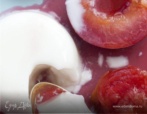 Панна котта, томатный суп гаспачо, телячья печень и шпинат: рецепты с видео от Юлии Высоцкой