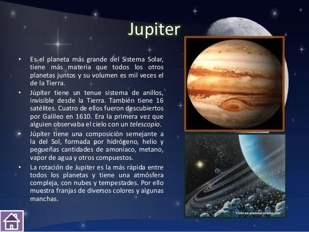 Planeta Jupiter Imagenes Resumen E Informacion Para Ninos Planeta Jupiter Planeta Sistema Solar