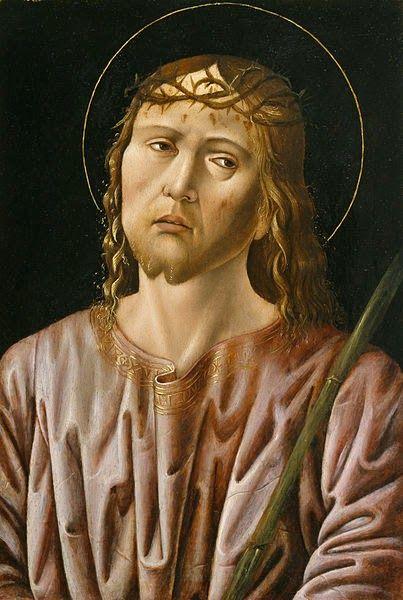 Domingo de Ramos – B. 2ª lectura   6 [Cristo Jesús], siendo de condición divina,   no consideró como presa codiciable   el ser igual a Di...