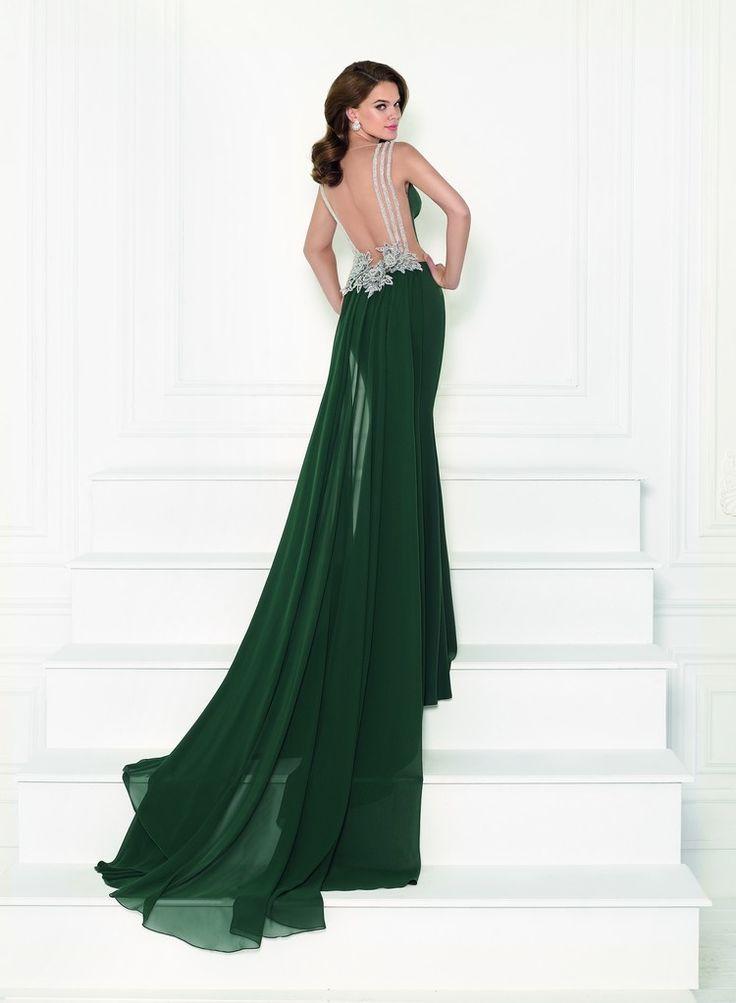 Волшебное темно-зеленое платье #prom #dress #dream