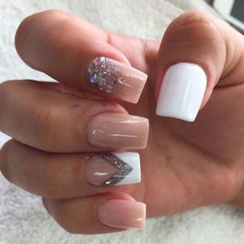 35 Nude Nail Designs That Will Make You Look More Beautiful