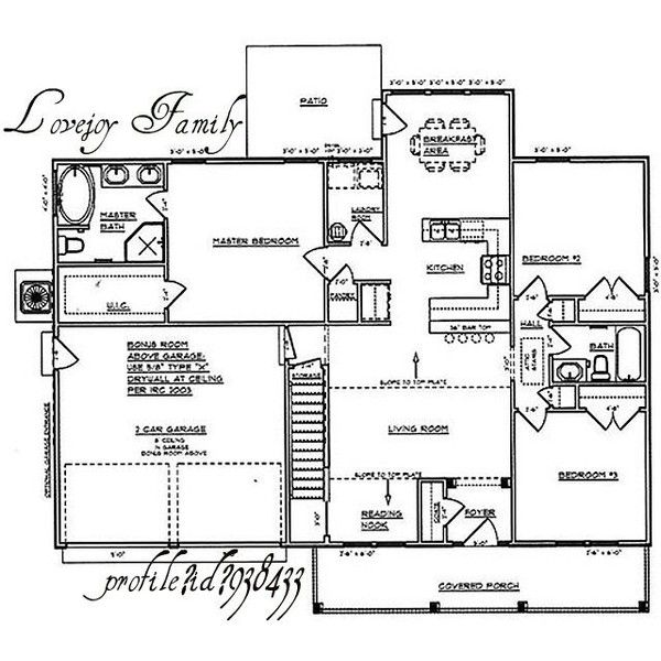 Best 25 house blueprints ideas on pinterest house plans for Blueprints for my home