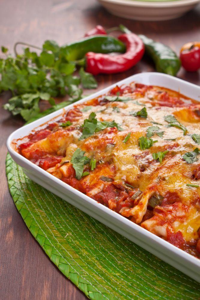 Slowcooker Enchiladas