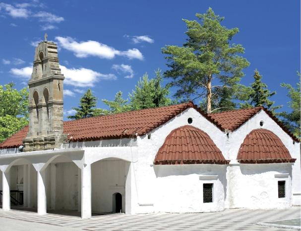 Τυμπάκι: Άγιος Τίτος  Tympaki: Saint Titus    Crete