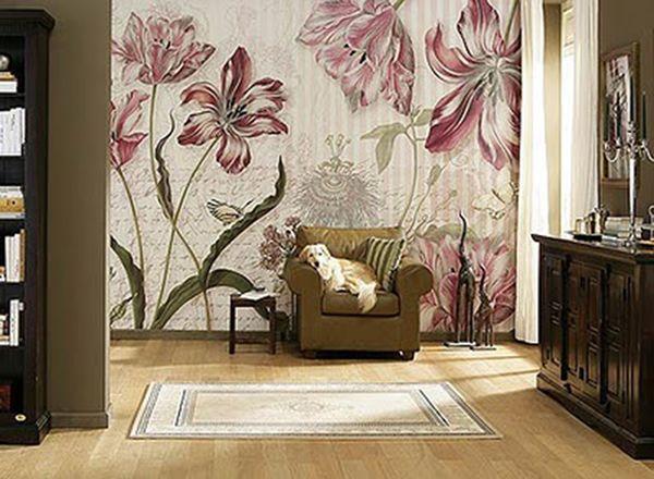 28 besten tapeten Bilder auf Pinterest Tapeten, Wandmalereien - tapeten wohnzimmer ideen 2013