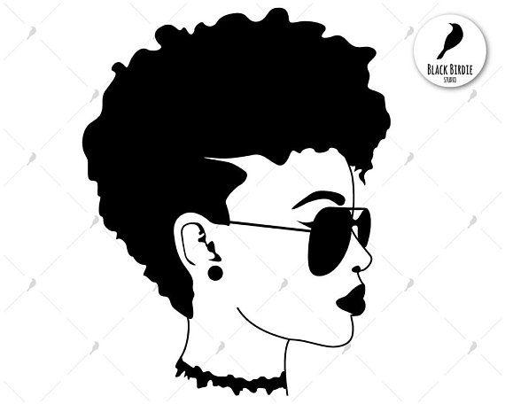 Download Black woman svg, black woman clipart, sunglasses svg ...