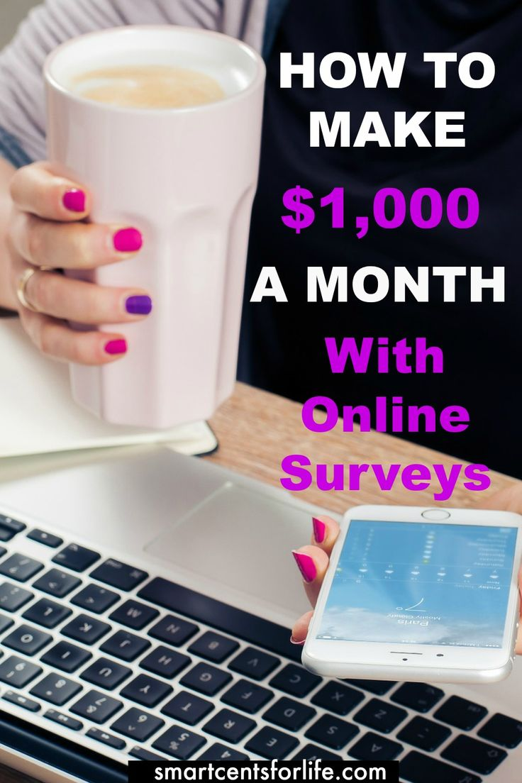 If you are looking to make some extra income, then this is for you! With these legitimate online survey sites, you can earn easily $1,000/month!