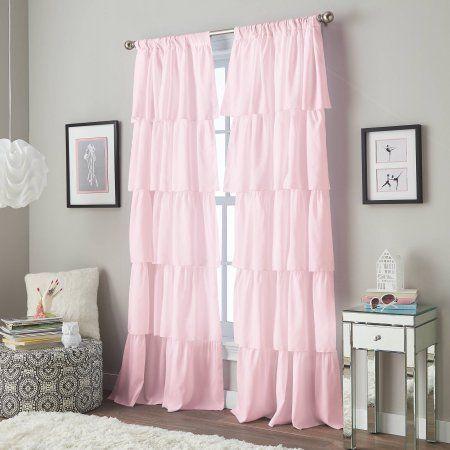 Best 25+ Girls bedroom curtains ideas on Pinterest   Girl curtains ...