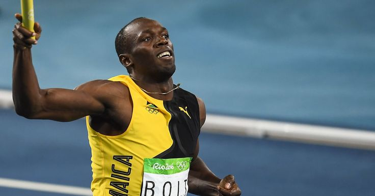 Usain Bolt bows out of Olympic career with his ninth gold