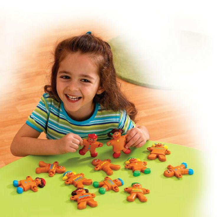 Biscotti Smart Snacks  12 deliziosi biscotti che consentono di insegnare ai bambini in modo facile e divertente le nozioni fondamentali di: numerazione, seriazione, insiemistica, discriminazione di forme colori( dei bottoni o scarpe) e tipologie (maschi, femmine,capelli…) Età 2+ http://www.giocotherapy.it/fine/407-biscotti-smart-snacks-.html