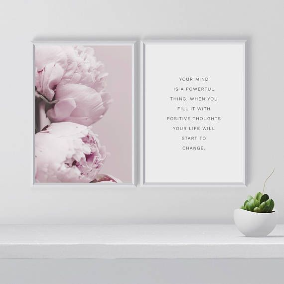 Hey, I found this really awesome Etsy listing at https://www.etsy.com/listing/585876163/blush-peony-print-set-inspirational