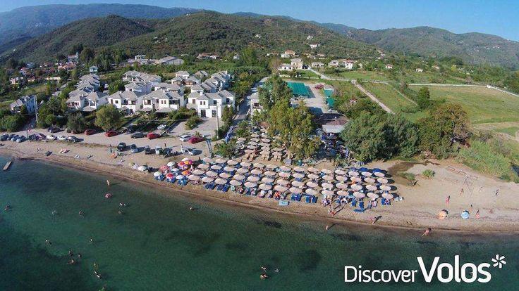 Thalassa Beach Bar, Koropi.