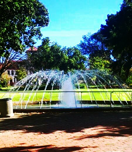 More beautiful pics of the University of the Free State campus.