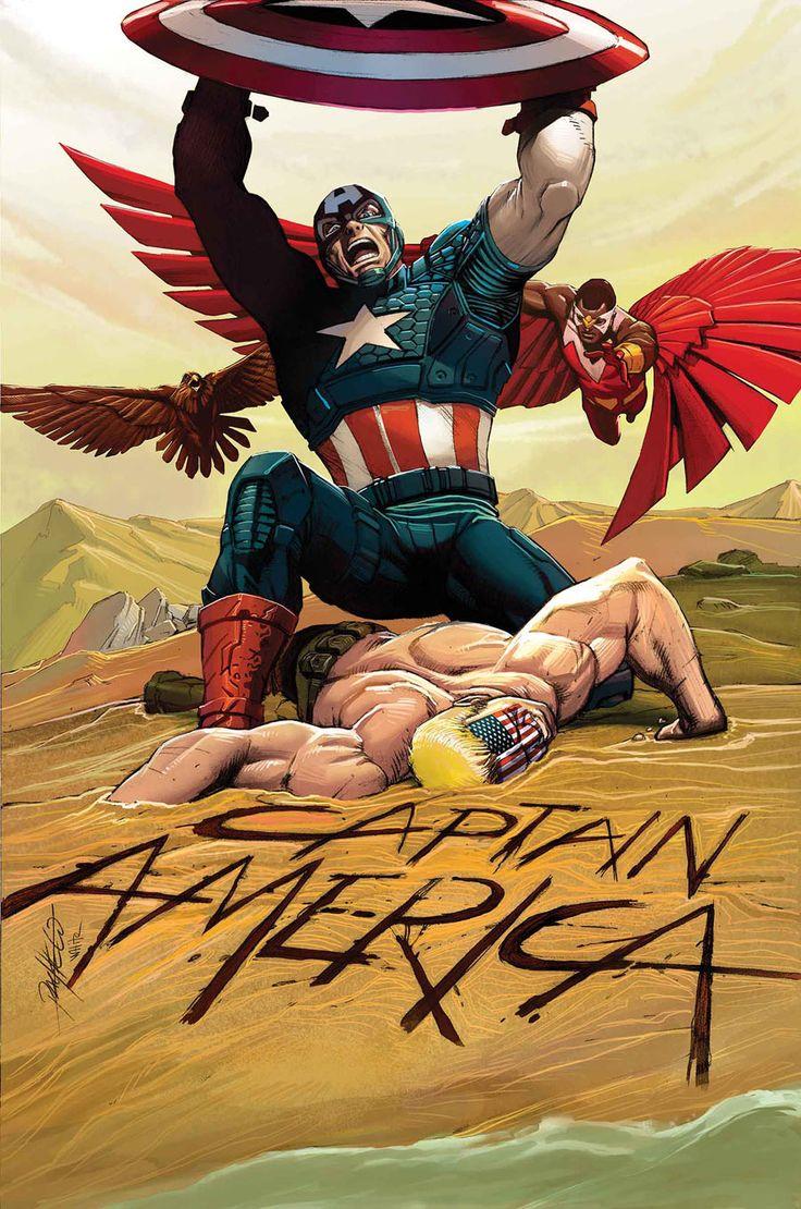Captain America #14 (Dec. 2013): Captainamerica, Captain America, Marvel Comic, Comic Book, First Look, Comic Art, Carlo Pacheco, Rick Remend, America 14