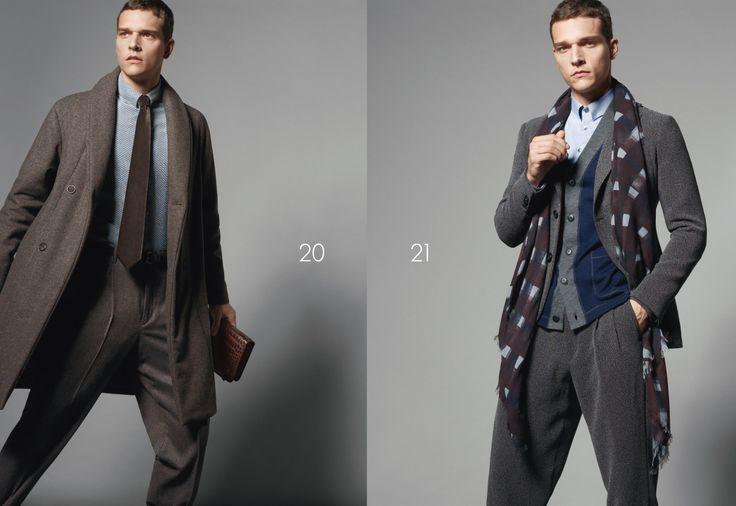 Giorgio Armani Для Мужчин - Каталоги в онлайн-бутике Armani.com