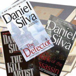 If you're a Daniel Silva fan, then you will probably want to read all Daniel Silva books in order. Here is the full compiled list.