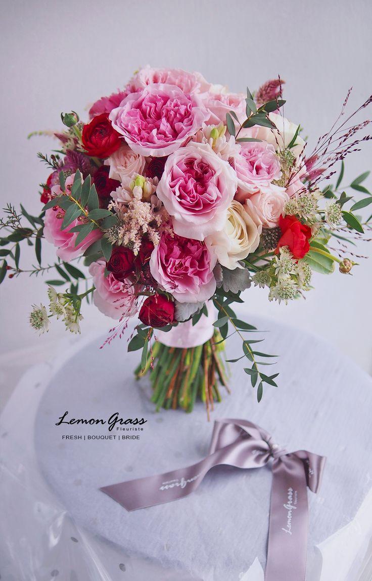 600 best flower images by akikochat on pinterest bridal bouquets flower bouqet boquet bridal bouquets hand bouquet ideas para bodas fresh flowers pink flowers aquaponics bloom izmirmasajfo