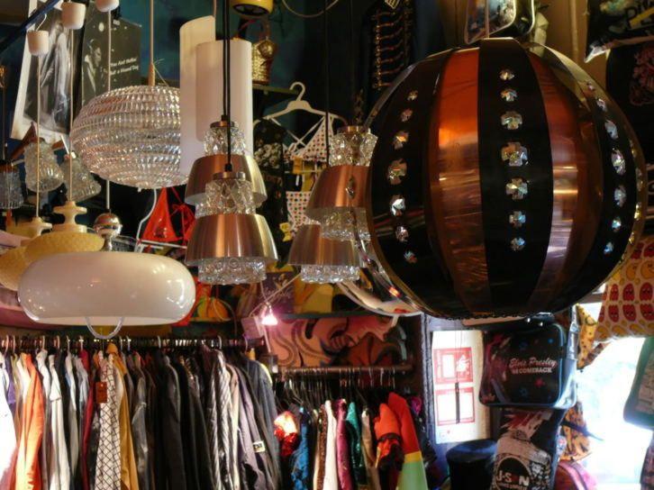 best vintage shops in budapest