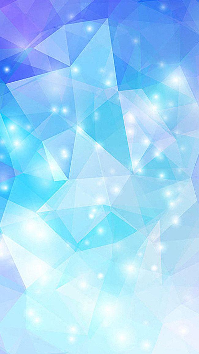 Blue Diamond Geometric Background Vector H5 Geometric Background Cute Iphone Wallpaper Tumblr Pretty Wallpaper Iphone