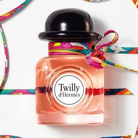 Twilly le nouveau parfum d'Hermès - ginger, tuberose & sandalwood