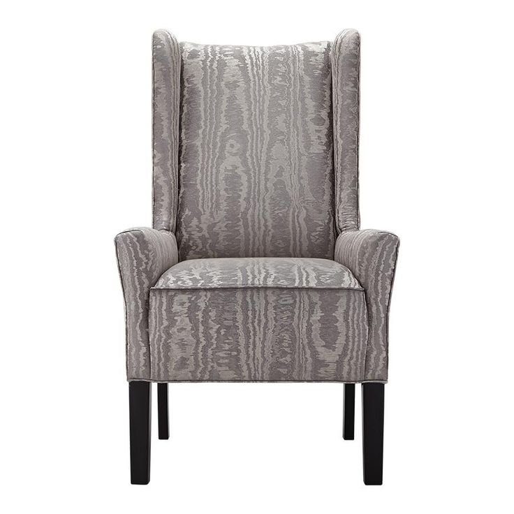 Halstead Upholstered Dining Arm Chair In Solitude Mica And Black Arhaus Furniture