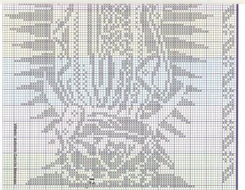 Imagen virgen de guadalupe3 crochet - grupos.