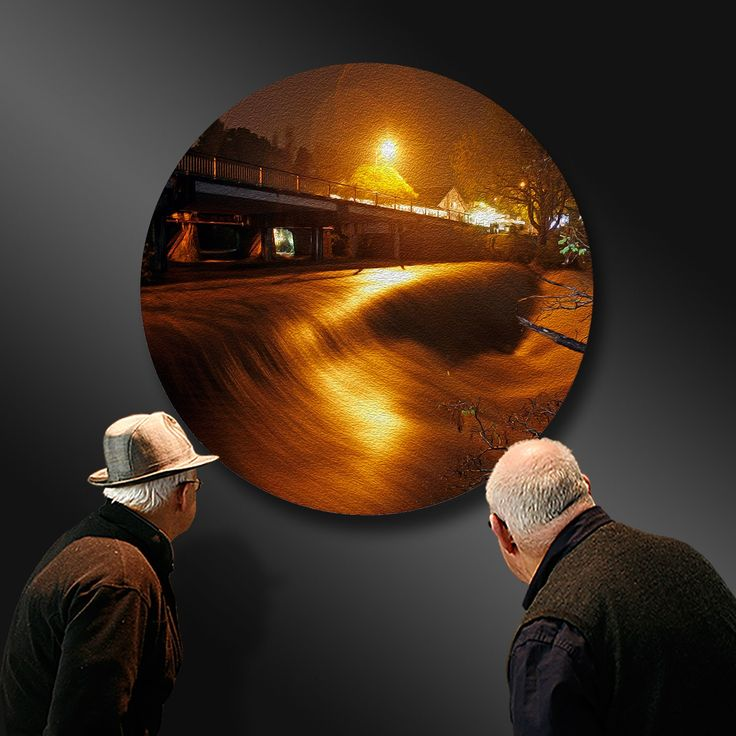 LIGHT PLAYS ITS SONG ON THE MAHURANGI RIVER - A Warkworth story - Ian Anderson Fine Art . http://ianandersonfineart.com/