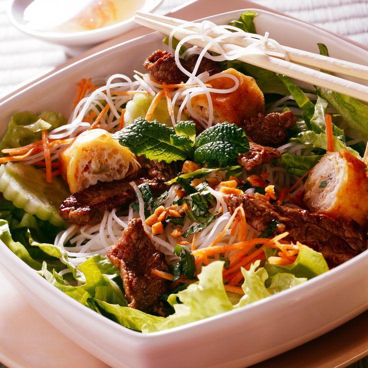 Bo bun http://www.cuisineactuelle.fr/recettes-de-cuisine/recettes-pour-tous/familiale/bo-bun