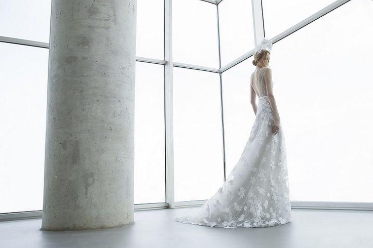 Mira Zwilinger 2016 Wedding Dresses | fabmood.com: