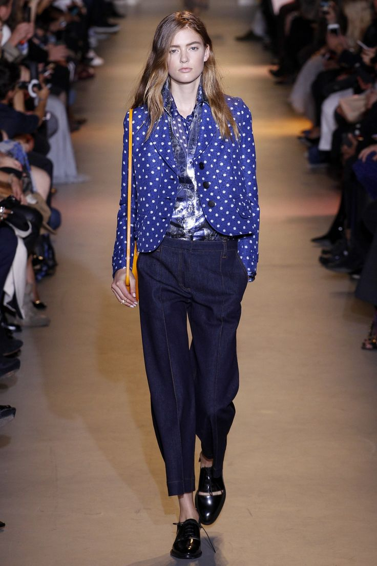 See the John Galliano spring/summer 2016 collection. Click through for full gallery at vogue.co.uk