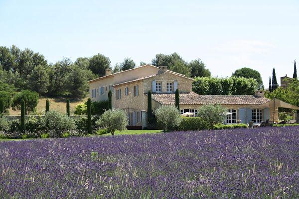 Mas du Fournil : Luxury Vacation Villa Rental from OnlyProvence