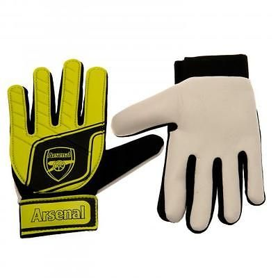 #Arsenal f.c. #goalkeeper #gloves fluo yths,  View more on the LINK: 	http://www.zeppy.io/product/gb/2/111838560462/