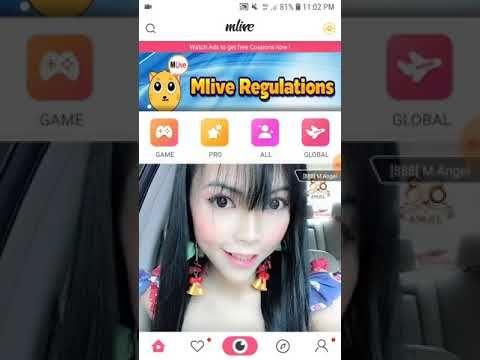 Mlive Unlock Apk Mlive Unlock Room Hack Mlive Unlock Hot Live Show Youtube Aplikasi Hiburan Jepang