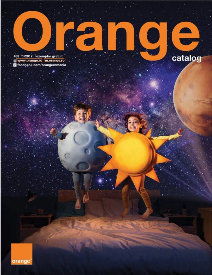 Catalog Orange Romania Campania 1 2017! Oferte Orange Primavara - Vara 2017: Orange Rise 40. 60 €/pret standard sau 0 € cu abonamentul Orange Me 12