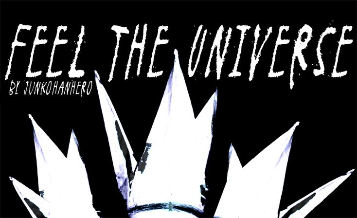 Feel the universe Font · 1001 Fonts