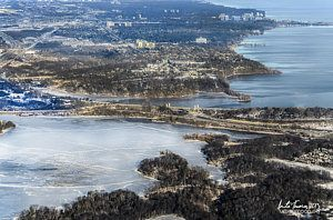 Photograph - Cootes Paradise In Winter by Urbanmoon Photography